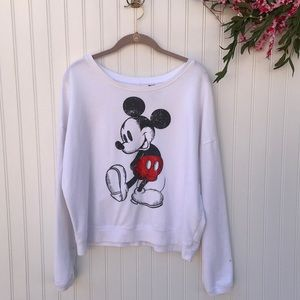 Disney Mickey Mouse Lightweight Pullover